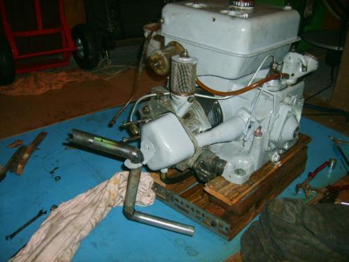 Start the engine - 3 part 3